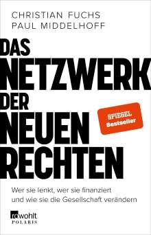Christian Fuchs: Das Netzwerk der Neuen Rechten, Buch