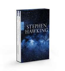 Stephen Hawking: Eine kurze Geschichte der Zeit. Ergänzte Ausgabe im Schuber, Buch