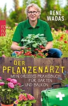 René Wadas: Der Pflanzenarzt, Buch