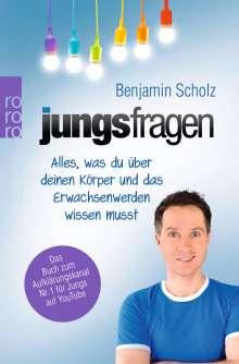 Benjamin Scholz: Jungsfragen, Buch