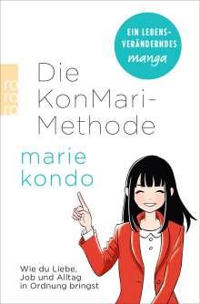Marie Kondo: Die KonMari-Methode, Buch