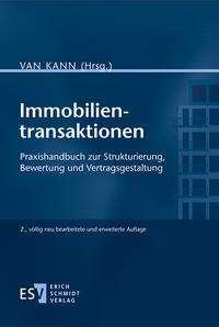 Immobilientransaktionen, Buch