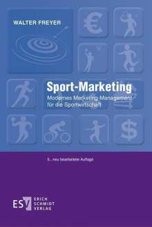 Walter Freyer: Sport-Marketing, Buch