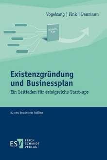 Christian Fink: Existenzgründung und Businessplan, Buch