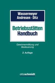 Betriebsstätten-Handbuch, Buch