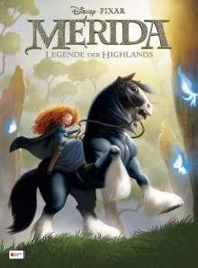 Merida, Legende der Highlands, Buch