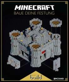 Minecraft - Baue deine Festung, Buch