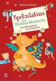 Tobias Goldfarb: Spekulatius der Weihnachtsdrache, Buch