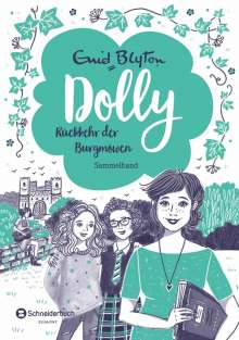 Enid Blyton: Dolly - Rückkehr der Burgmöwen, Buch
