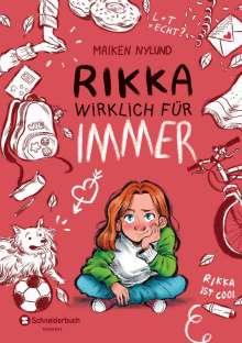 Maiken Nylund: Rikka, Buch