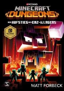 Matt Forbeck: Minecraft Dungeons Roman - Der Aufstieg des Erz-Illagers, Buch