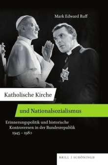 Mark Edward Ruff: Katholische Kirche und Nationalsozialismus, Buch