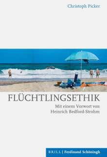 Christoph Picker: Flüchtlingsethik, Buch