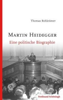 Thomas Rohkrämer: Martin Heidegger, Buch
