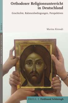 Marina Kiroudi: Orthodoxer Religionsunterricht in Deutschland, Buch