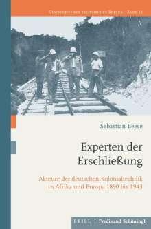 Sebastian Beese: Experten der Erschließung, Buch