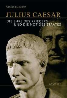 Werner Dahlheim: Julius Caesar, Buch
