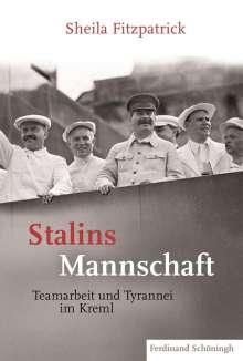 Sheila Fitzpatrick: Stalins Mannschaft, Buch