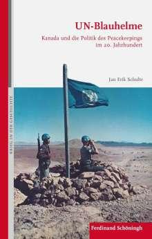 Jan Erik Schulte: UN-Blauhelme, Buch