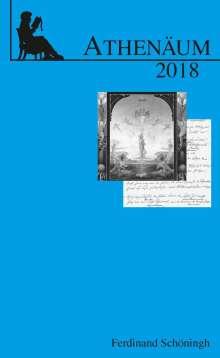 Athenäum Jahrbuch der Friedrich Schlegel-Gesellschaft 28, Buch