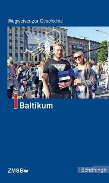 Lemke Bernd: Baltikum, Buch