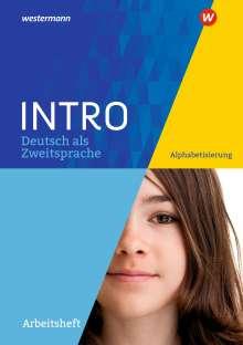 Vasili Bachtsevanidis: INTRO Deutsch als Zweitsprache. Arbeitsheft Alphabetisierung, Buch