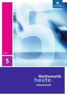 Mathematik heute 5. Arbeitsheft. Thüringen, Buch