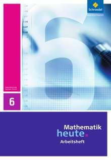 Mathematik heute 6. Arbeitsheft. Sachsen-Anhalt, Buch
