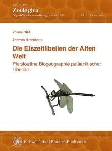 Thomas Brockhaus: Die Eiszeitlibellen der Alten Welt, Buch