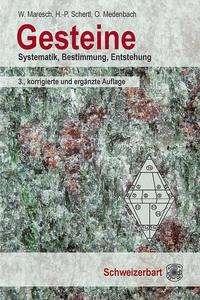 Walter Maresch: Gesteine, Buch
