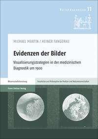 Michael Martin: Evidenzen der Bilder, Buch