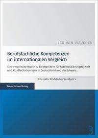 Leo van Waveren: Berufsfachliche Kompetenzen im internationalen Vergleich, Buch
