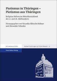 Pietismus in Thüringen - Pietismus aus Thüringen, Buch