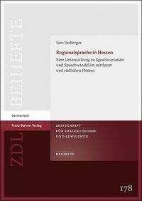 Lars Vorberger: Regionalsprache in Hessen, Buch