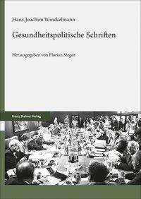 Hans-Joachim Winckelmann: Gesundheitspolitische Schriften, Buch