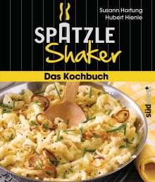 Susann Hartung: Das Spätzle-Shaker-Kochbuch, Buch