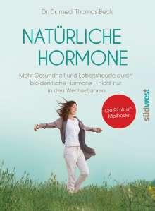 Thomas Beck: Natürliche Hormone, Buch