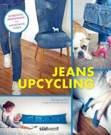 Céline Dupuy: Jeans-Upcycling, Buch