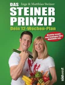 Inge Steiner: Das Steiner Prinzip - Dein 12-Wochen-Plan, Buch