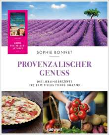 Sophie Bonnet: Provenzalischer Genuss, Buch