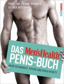 Frank Sommer: Das Men's Health Penis-Buch, Buch