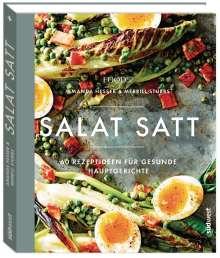 Amanda Hesser: Salat satt, Buch