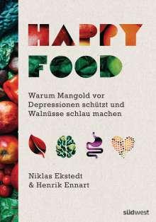 Niklas Ekstedt: Happy Food, Buch
