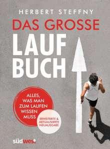 Herbert Steffny: Das große Laufbuch, Buch