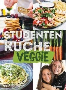 Ann-Cathrine Johnsson: Studentenküche veggie - Mehr als 60 einfache vegetarische Rezepte, Infos zu leckerem Fleischersatz und das wichtigste Küchen-Know-How, Buch