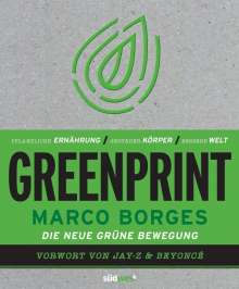Marco Borges: Greenprint, Buch
