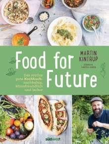 Martin Kintrup: Food for Future, Buch