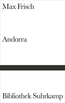 Max Frisch: Andorra, Buch