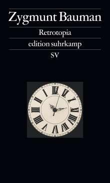 Zygmunt Bauman: Retrotopia, Buch