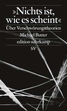 Michael Butter: »Nichts ist, wie es scheint«, Buch